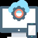 Digital Marketingmodel, de website